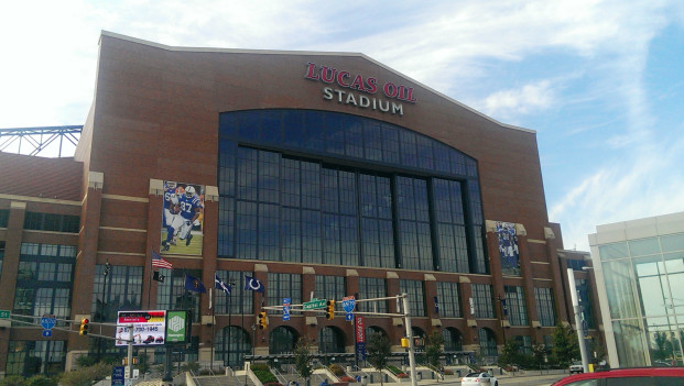 AT&T & Sprint 2012 Super Bowl in Indianapolis
